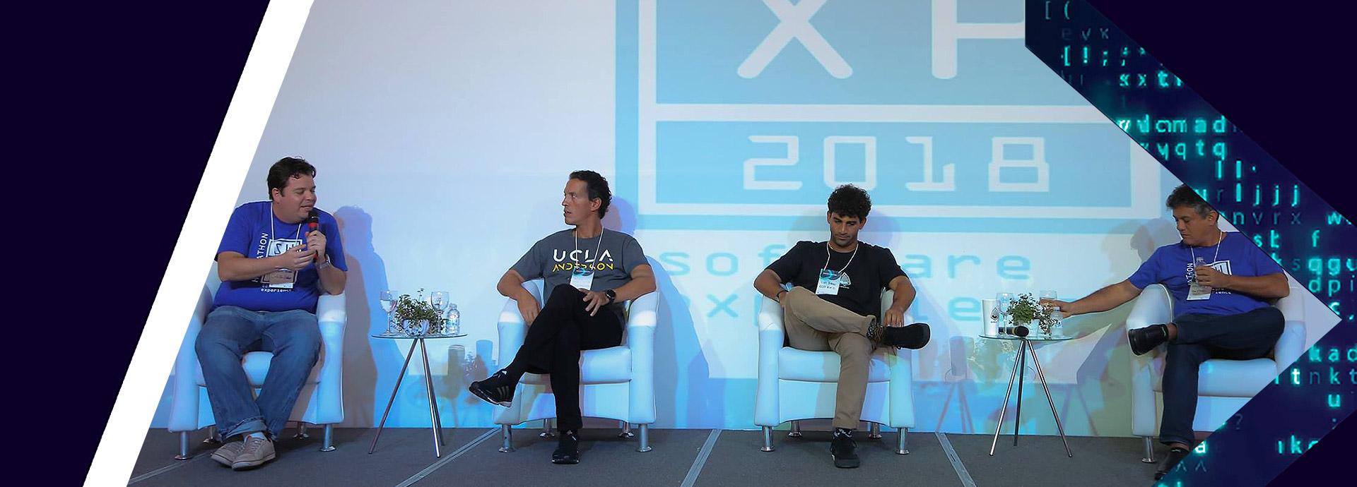 Conectando desenvolvedores e interessados no mercado de TI