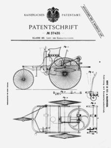 patente x
