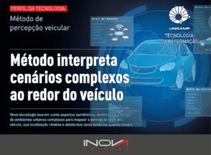 Método interpreta cenários complexos ao redor do veículo