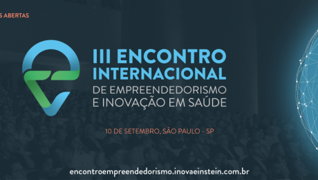 Imagem de divulgação do evento com nome e data no dia 10/09