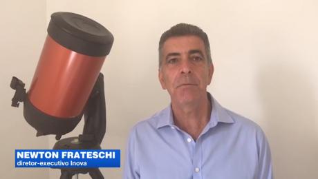 professor newton frateschi, diretor-executivo da Inova Unicamp